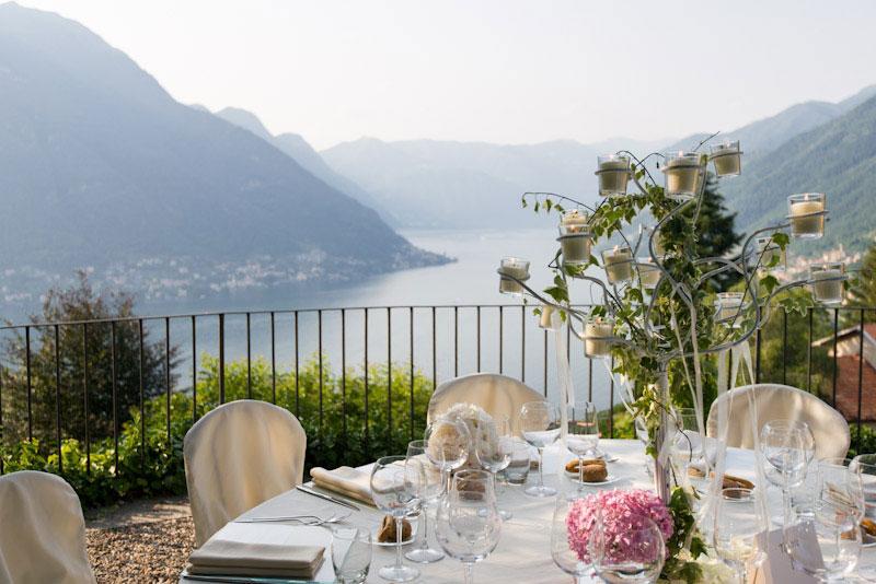 Villa Nessi Matrimonio