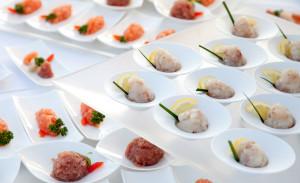 Tartinaggi Catering di qualità, The White Rose Wedding Planner Milano