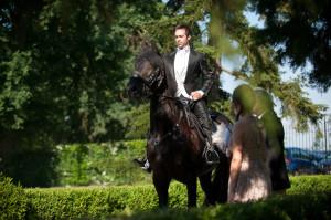 Effetto Sorpresa Cavallo, The White Rose Wedding Planner Milano
