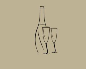 """200€: at """"Vineria Modi"""" to drink last bubbles"""