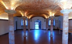 Fattoria La Corte, Parma, Sala Interna