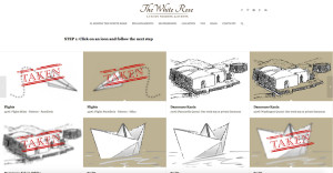 Sito sposi personalizzato, The White Rose Wedding Planner Milano