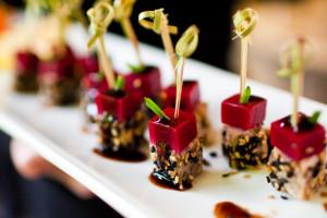 contemporary-white-bartolini-chef-matrimonio-antipasto