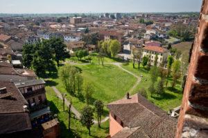 Castello Bolognini: Il Parco
