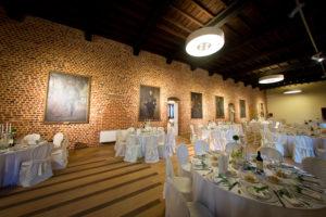 Castello Bolognini: Il Ricevimento