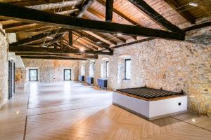 Borgo della Rocca: Salone Ricevimento