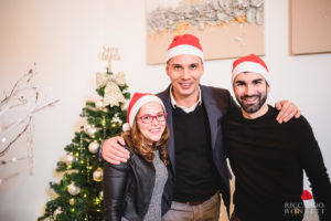 Natale The White Rose: Alessia & Eros