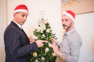 Natale The White Rose: Alessandro & Sem