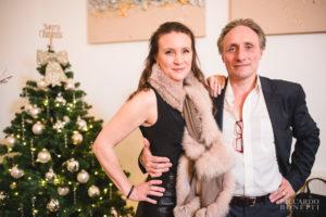 Natale The White Rose: Christina & Ludovico