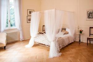 Villa Verganti Veronesi: Le Camere