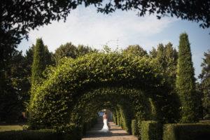 Villa Verganti Veronesi: Il Viale
