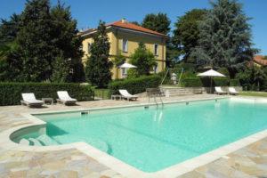 Villa Verganti Veronesi: La Piscina