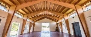 Borgo della Rocca: Il Salone Moderno