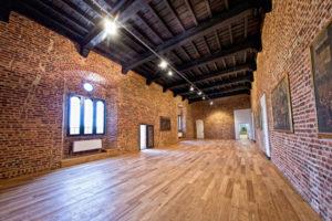 Castello Bolognini: Le Sale