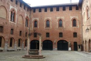 Castello Bolognini: Il Pozzo
