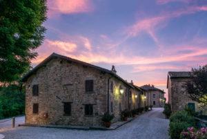Borgo della Rocca: Il Villaggio