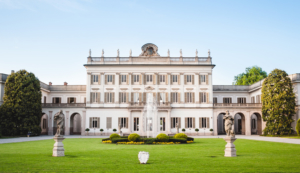 Location per matrimoni neoclassica in lombardia