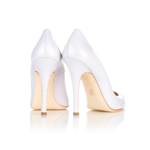 Scarpe da sposa personalizzate