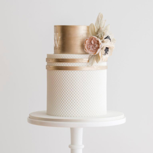 Torta personalizzata The White Rose